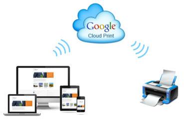 Hướng dẫn cài đặt sử dụng Google Cloud Print với máy in HP