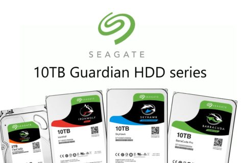 Tổng quan về các dòng ổ cứng mới của Seagate