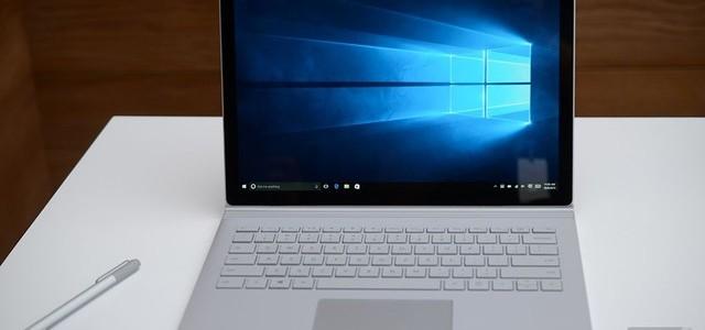 Microsoft trình làng siêu laptop Surface Book