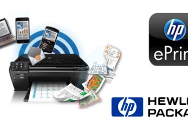 Cài đặt tính năng ePrint trên máy in HP LaserJet Pro P1102w